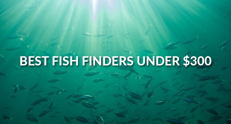 Best Fish Finders Under $300