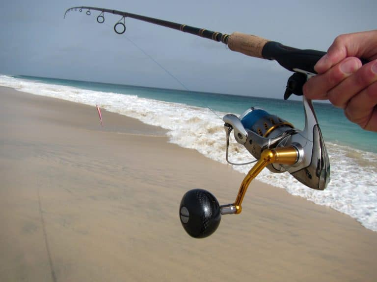 Surfcasting as its finest