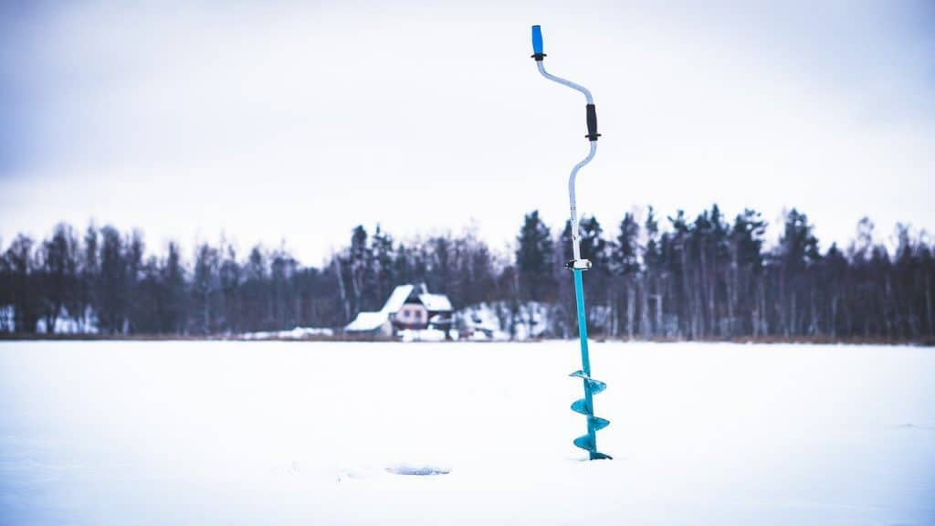 best hand ice auger reviews