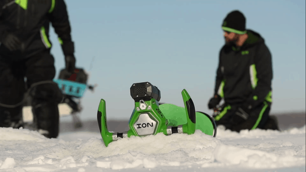 ion ice auger reviews